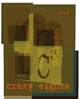 C3 Crazy Eights label image