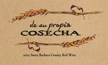 de su propia Cosesha Red Wine