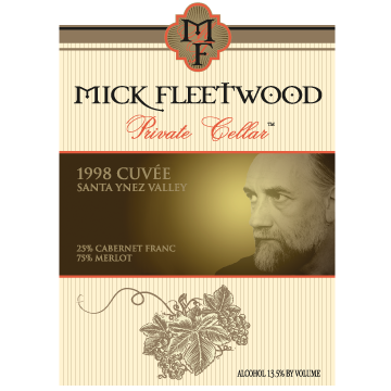 Fleetwood Cuvee label image